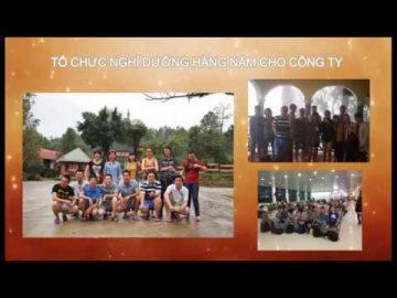 GK Archi - Kỷ niệm 5 năm thành lập công ty